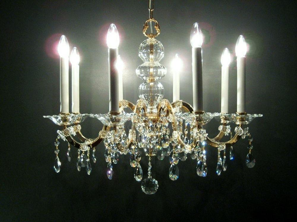 Kristall Kronleuchter 60 Cm ~ Leuchten reinhold palme söhne kronleuchter und